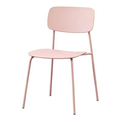 Krzesło ULIKA różowe
