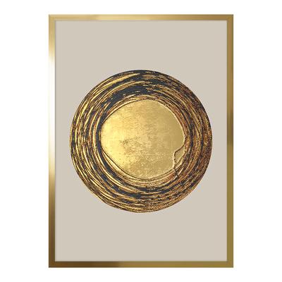 Obraz GOLD CIRCULE 53x73 cm