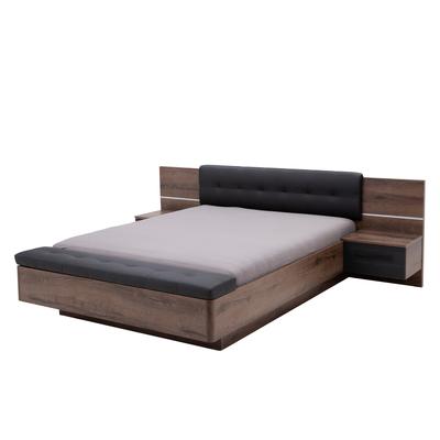 Łóżko RECOVER z szafkami i ławą RCVL161B