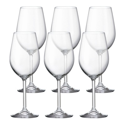 Komplet 6 kieliszków do wina COLIBRI