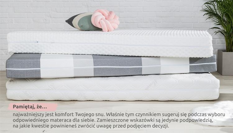 W Mega Materace i stelaże - Meble | Salony Agata SX97